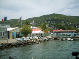 A stay in Saint-Thomas dans 2.6 English creations frenchtown-300x225